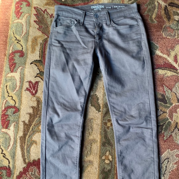 Denizen from Levi's Other - Men's Denizen by Levi's 216 Jeans, Gray